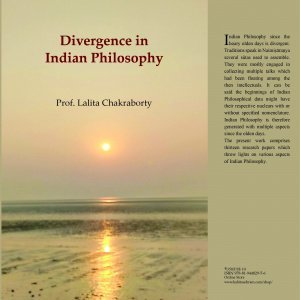 DIVERGENCE IN INDIAN PHILOSOPHY